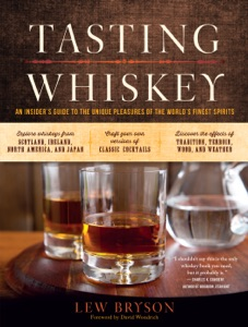 Tasting Whiskey Book Cover