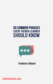 90 Common French Phrases Every French Learner Should Know book