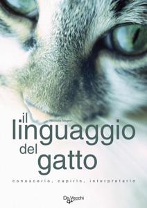 Il linguaggio del gatto Book Cover