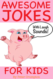 Awesome Jokes For Kids book