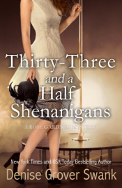 Thirty-Three and a Half Shenanigans book