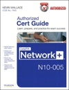 CompTIA Network N10-005 Authorized Cert Guide
