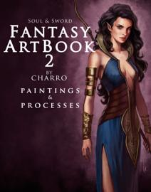 Fantasy Art Book 2: Paintings & Processes