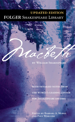 Macbeth - William Shakespeare book