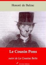 Le cousin Pons suivi de la cousine Bette