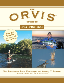 The Orvis Guide to Fly Fishing book