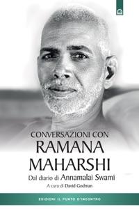 Conversazioni con Ramana Maharshi Book Cover