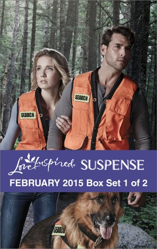 Margaret Daley, Lisa Harris & Maggie K. Black - Love Inspired Suspense February 2015 - Box Set 1 of 2