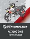 Kreidler Motorfahrzeuge Katalog 2015