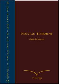 Nouveau Testament Grec-Français