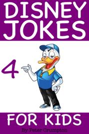Disney Jokes for Kids 4 book