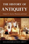 The History Of Antiquity Volume II Assyria Phoenicia And Israel