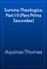 Aquinas Thomas - Summa Theologica, Part I-II (Pars Prima Secundae) 앨범 사진