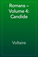 Romans — Volume 4: Candide