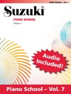 Suzuki Piano School - Volume 7