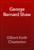 Gilbert Keith Chesterton - George Bernard Shaw artwork