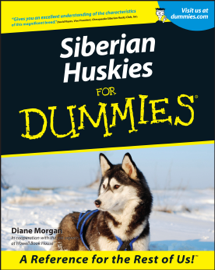 Siberian Huskies For Dummies book