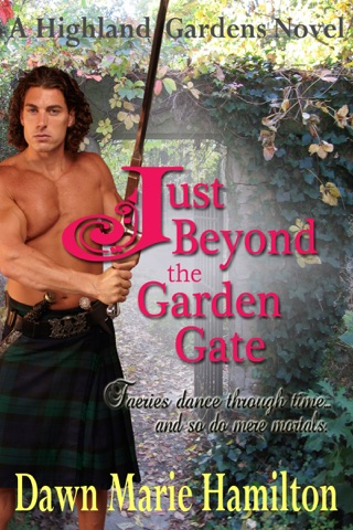 Just Beyond The Garden Gate On Apple Books
