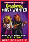 Goosebumps Most Wanted 8 Night Of The Puppet People