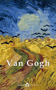 Delphi Complete Works of Vincent van Gogh Copertina del libro