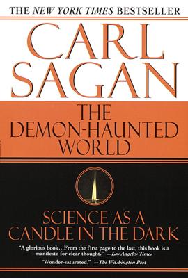 The Demon-Haunted World - Carl Sagan book