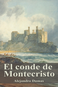 El conde de Montecristo Book Cover