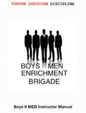 Boys II Men Enrichment Brigade Training Guide