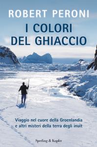I colori del ghiaccio Copertina del libro