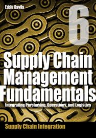 Supply Chain Management Fundamentals, Module 6 book