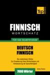 Deutsch-Finnischer Wortschatz Fr Das Selbststudium 7000 Wrter