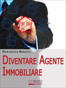 Diventare agente immobiliare Copertina del libro