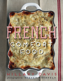 French Comfort Food book