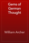 Gems Of German Thought