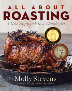 All About Roasting: A New Approach to a Classic Art Book Cover