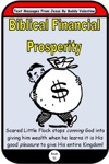 Biblical Financial Prosperity Text Messages From Jesus Book 51