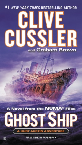 Clive Cussler & Graham Brown - Ghost Ship