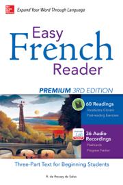 Easy French Reader Premium, Third Edition book