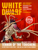 White Dwarf Issue 40: 1 November 2014