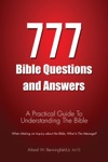 777 Bible Questions And Answers