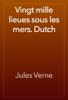 Jules Verne - Vingt mille lieues sous les mers. Dutch artwork