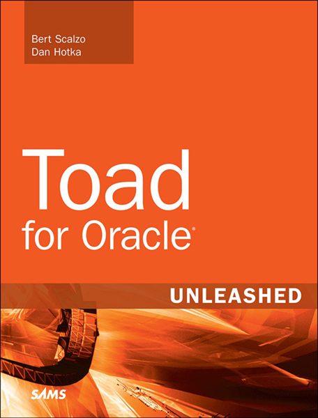 Download Toad for Oracle Unleashed PDF Full