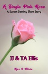 A Single Pink Rose
