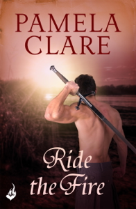 Ride The Fire Book Cover