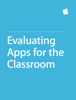 Apple Education - Evaluating Apps for the Classroom artwork