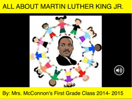 All About Martin Luther King Jr book