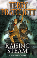 Terry Pratchett - Raising Steam artwork