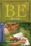 Be Wise 1 Corinthians