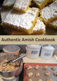 Authentic Amish Cookbook: A Collection of 100+ Delicious and Traditional Amish Recipes