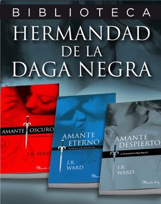 Pack 3 ebooks: Amante oscuro Amante eterno Amante despierto (La Hermandad de la Daga Negra 1, 2 Y 3) image