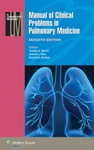 Manual Of Clinical Problems In Pulmonary Medicine Seventh Edition